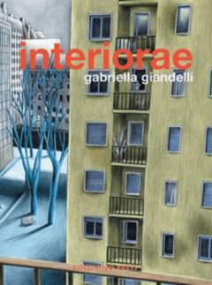 Copertina INTERIORAE n.1 - INTERIORAE VOL. 1, COCONINO PRESS