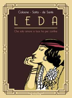 Copertina LEDA n.0 - LEDA, COCONINO PRESS