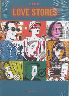 Copertina LOVE STORES n. - LOVE STORES, COCONINO PRESS