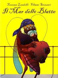Copertina MAR DELLE BLATTE n. - IL MAR DELLE BLATTE, COCONINO PRESS