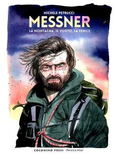Copertina MESSNER n. - MESSNER, COCONINO PRESS