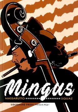 Copertina MINGUS n. - MINGUS, COCONINO PRESS