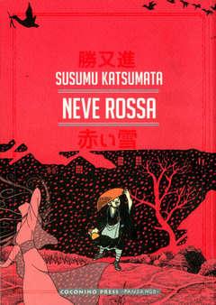 Copertina NEVE ROSSA n. - NEVE ROSSA, COCONINO PRESS