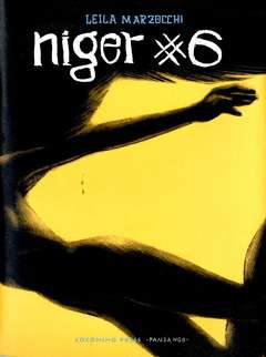 Copertina NIGER n.6 - NIGER, COCONINO PRESS