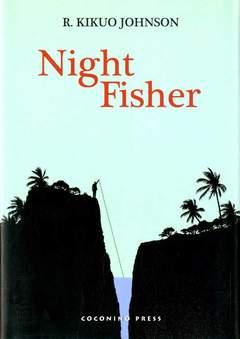 Copertina NIGHT FISHER n. - NIGHT FISHER, COCONINO PRESS