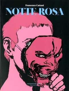 Copertina NOTTE ROSA n. - NOTTE ROSA, COCONINO PRESS