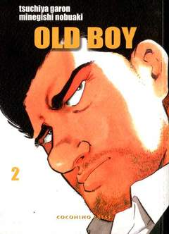 Copertina OLD BOY n.2 - OLD BOY 2, COCONINO PRESS