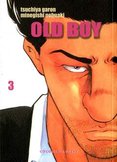 Copertina OLD BOY n.3 - OLD BOY 3, COCONINO PRESS