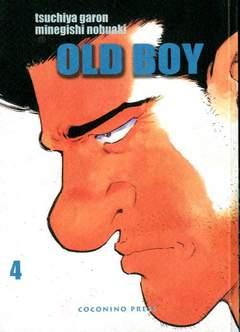 Copertina OLD BOY n.4 - OLD BOY 4, COCONINO PRESS
