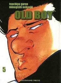 Copertina OLD BOY n.5 - OLD BOY 5, COCONINO PRESS