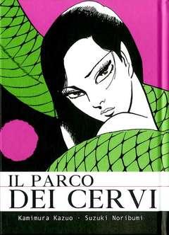 Copertina PARCO DEI CERVI n. - IL PARCO DEI CERVI, COCONINO PRESS