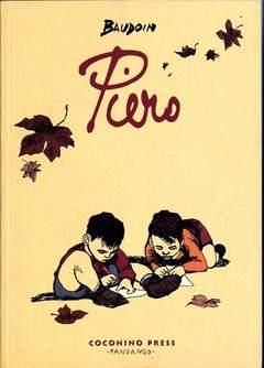 Copertina PIERO n. - PIERO, COCONINO PRESS