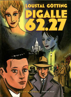 Copertina PIGALLE 62.27 n. - PIGALLE 62.27, COCONINO PRESS