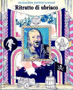 Copertina RITRATTO DI UBRIACO n. - RITRATTO DI UBRIACO, COCONINO PRESS