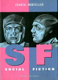Copertina SF SOCIAL FICTION n. - SF SOCIAL FICTION, COCONINO PRESS
