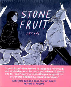Copertina STONE FRUIT n. - STONE FRUIT, COCONINO PRESS