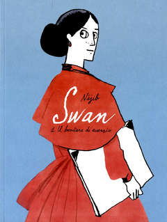 Copertina SWAN n.1 - SWAN, COCONINO PRESS