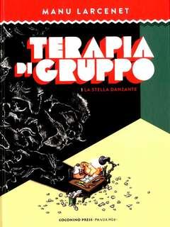 Copertina TERAPIA DI GRUPPO n. - TERAPIA DI GRUPPO, COCONINO PRESS