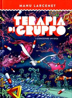 Copertina TERAPIA DI GRUPPO n.2 - CONCEPIRE UN'IDEA, COCONINO PRESS