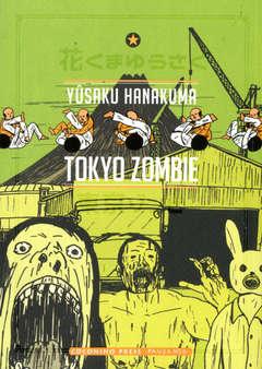 Copertina TOKYO ZOMBIE n. - TOKYO ZOMBIE, COCONINO PRESS