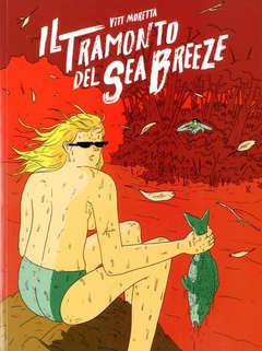 Copertina TRAMONTO DEL SEA BREEZE n. - IL TRAMONTO DEL SEA BREEZE, COCONINO PRESS