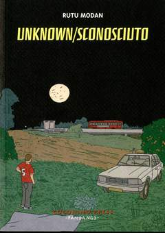 Copertina UNKNOWN SCONOSCIUTO Nuova Ed. n.0 - UNKNOWN/SCONOSCIUTO - Nuova Edizione, COCONINO PRESS