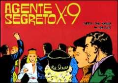 Copertina AGENTE SEGRETO X-9 n.19 - X 9 meets the Queen , COMIC ART