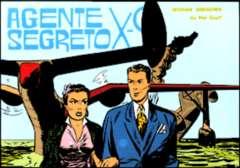 Copertina AGENTE SEGRETO X-9 n.21 - Woman unknown , COMIC ART