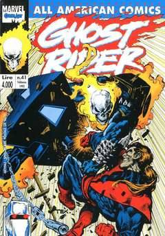 Copertina ALL AMERICAN COMICS n.41 - ALL AMERICAN COMICS 41, COMIC ART