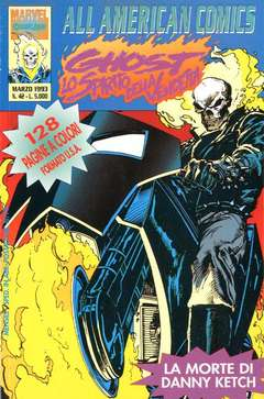 Copertina ALL AMERICAN COMICS n.42 - ALL AMERICAN COMICS 42, COMIC ART