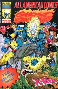 Copertina ALL AMERICAN COMICS n.45 - ALL AMERICAN COMICS 45, COMIC ART
