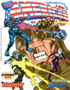 Copertina ALL AMERICAN COMICS n.4 - ALL AMERICAN COMICS  4, COMIC ART