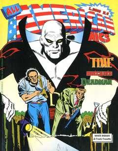 Copertina ALL AMERICAN COMICS n.6 - ALL AMERICAN COMICS  6, COMIC ART