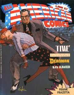 Copertina ALL AMERICAN COMICS n.7 - ALL AMERICAN COMICS  7, COMIC ART