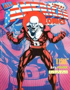 Copertina ALL AMERICAN COMICS n.8 - ALL AMERICAN COMICS  8, COMIC ART