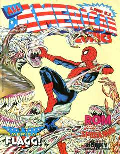 Copertina ALL AMERICAN COMICS n.9 - ALL AMERICAN COMICS  9, COMIC ART