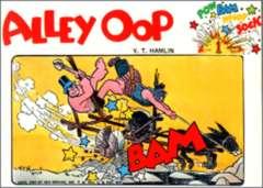 Copertina ALLEY OOP n.1 - ALLEY OOP, COMIC ART