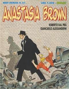 Copertina ANASTASIA BROWN n.31 - ANASTASIA BROWN, COMIC ART