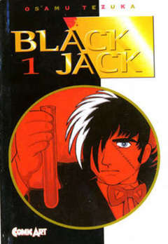COMIC ART - BLACK JACK