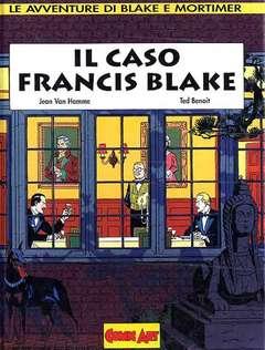 Copertina BLAKE E MORTIMER n.14 - IL CASO FRANCIS BLAKE, COMIC ART
