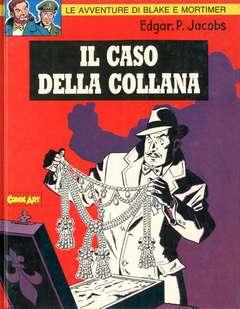 Copertina BLAKE E MORTIMER n.2 - IL CASO DELLA COLLANA, COMIC ART