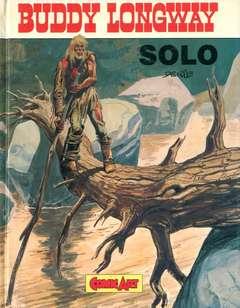 Copertina BUDDY LONGWAY n.1 - SOLO, COMIC ART