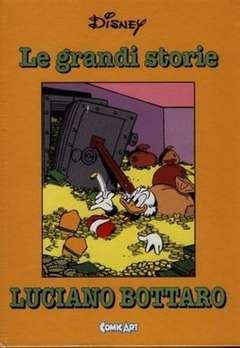 Copertina CAPOLAVORI DISNEY n.26 - Le grandi storie di Luciano Bottaro 1957, COMIC ART