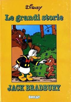 Copertina CAPOLAVORI DISNEY n.30 - Le grandi storie di Jack Bradbury 1953, COMIC ART