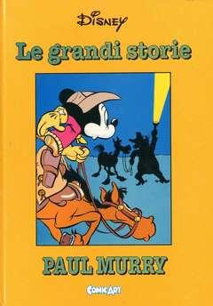 Copertina CAPOLAVORI DISNEY n.31 - Le grandi storie di Paul Murry 1950-53, COMIC ART