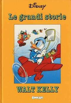 Copertina CAPOLAVORI DISNEY n.5 - Le grandi storie di Walt Kelly 1943 / 45, COMIC ART