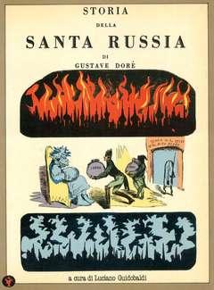 Copertina CLOWN n.1 - STORIA DELLA SANTA RUSSIA, COMIC ART