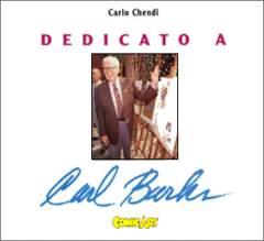Copertina COLLANA DEL SAGGIO n.13 - Dedicato a: Carl Barks, COMIC ART