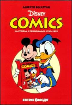 Copertina COLLANA DEL SAGGIO n.16 - Disney comics, COMIC ART