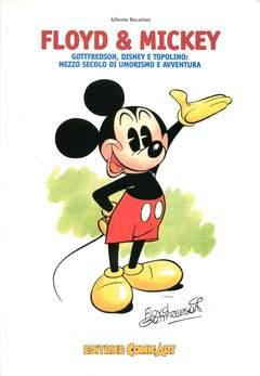 Copertina COLLANA DEL SAGGIO n.26 - Floyd & Mickey, COMIC ART